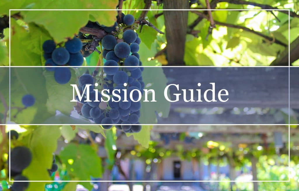 Mission Grapes