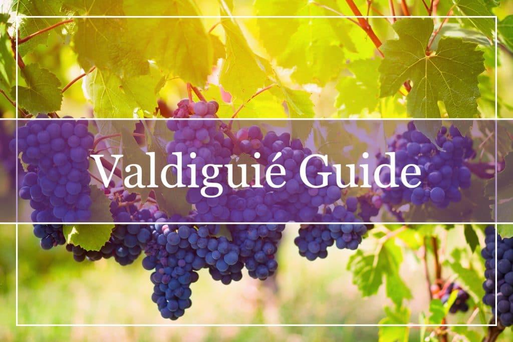 Valdiguié Grapes