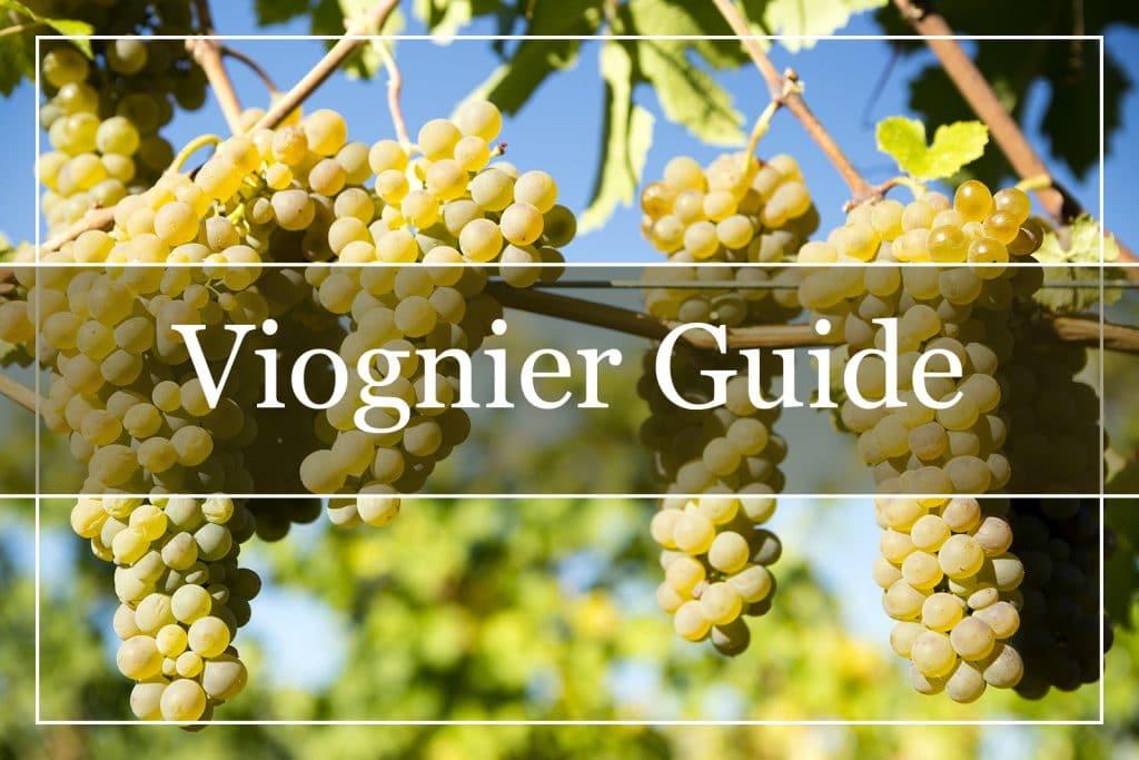 Viognier Grapes