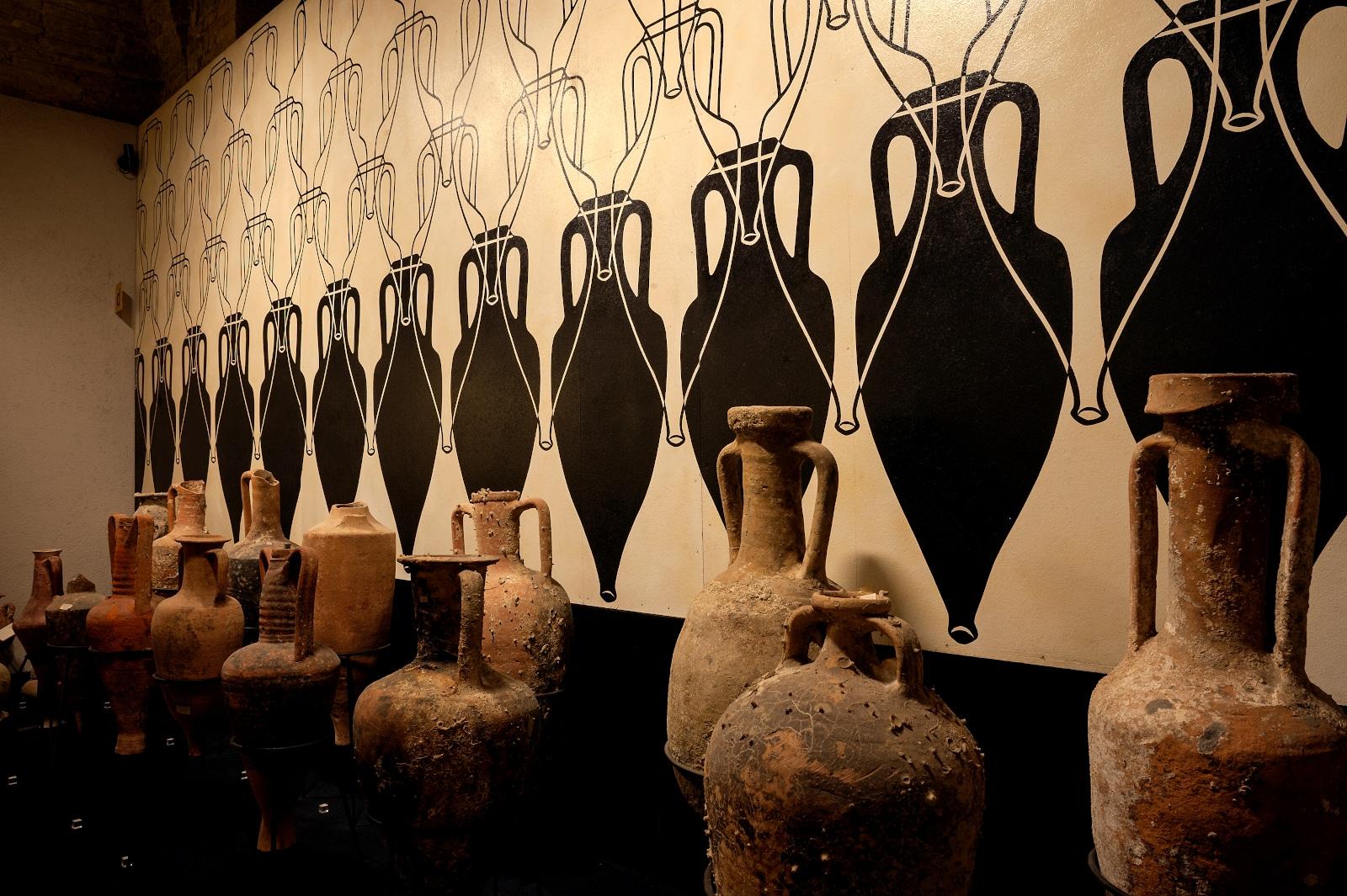 Lungarotti Wine Museum in Italy