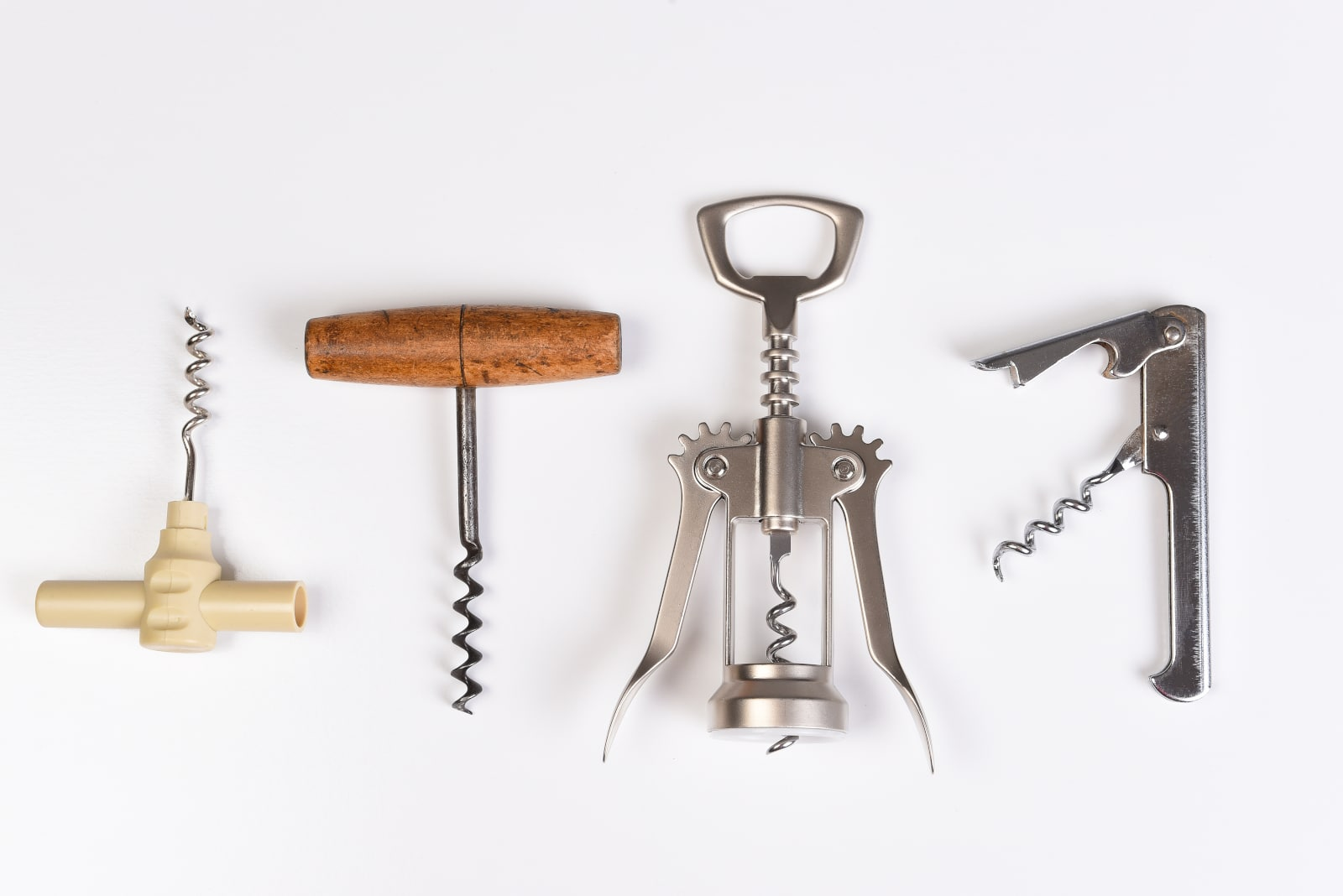 Most Common Corkscrews