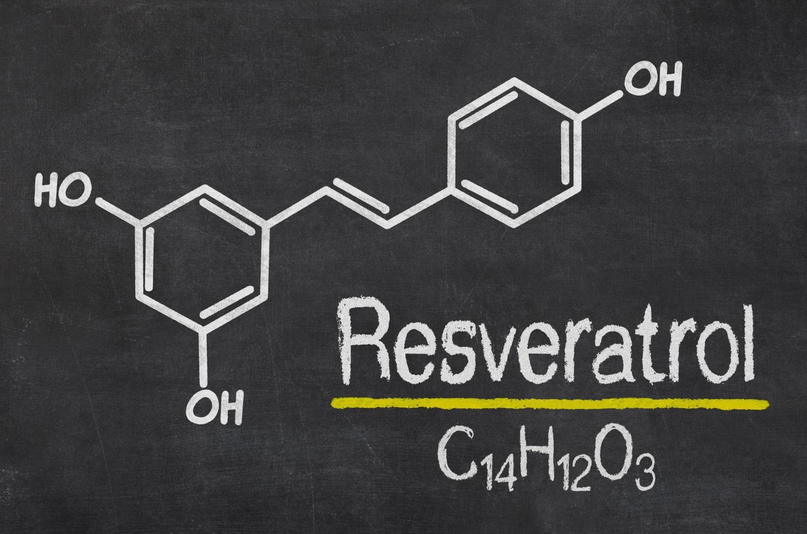 Resveratrol Chemical Formula