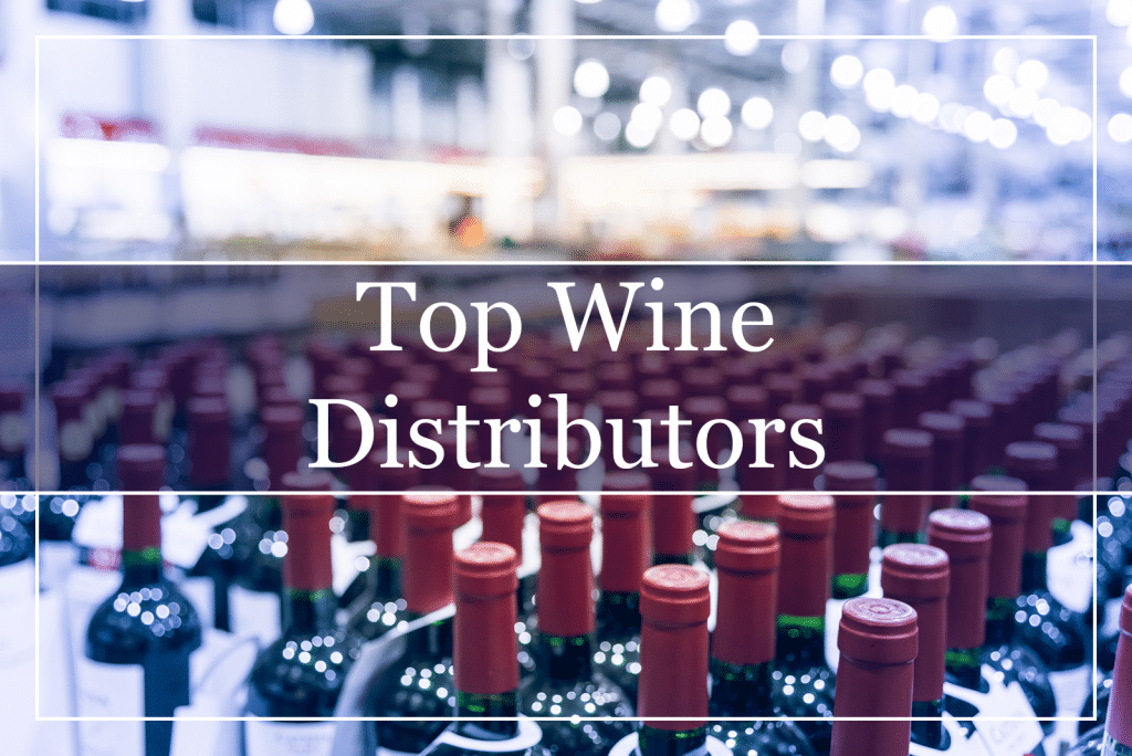 Top Wine Distributors California Featured