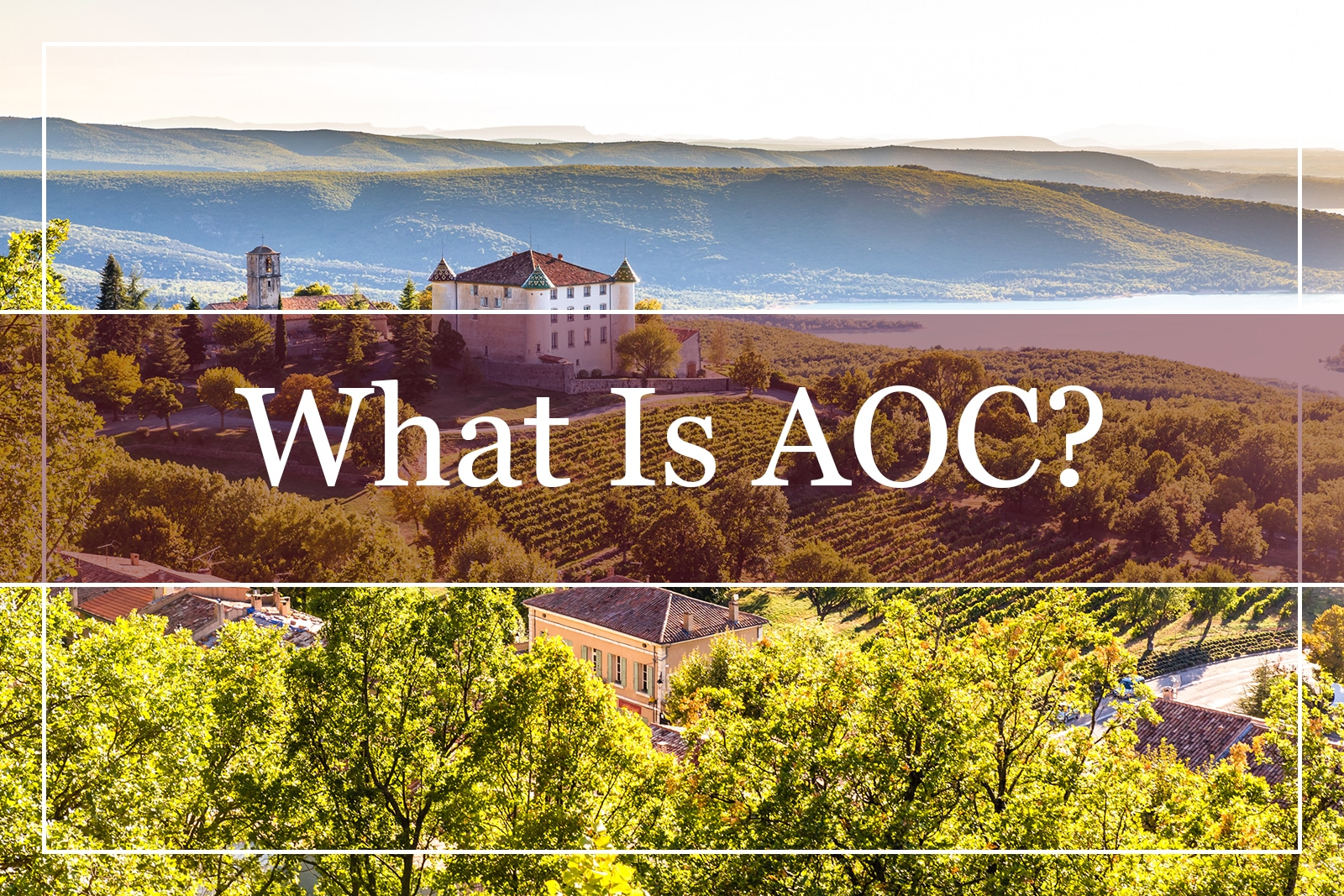 What Is AOC