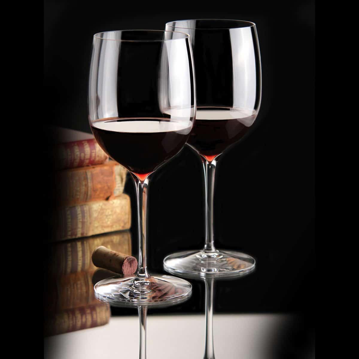 Bordeaux Wine Glasses