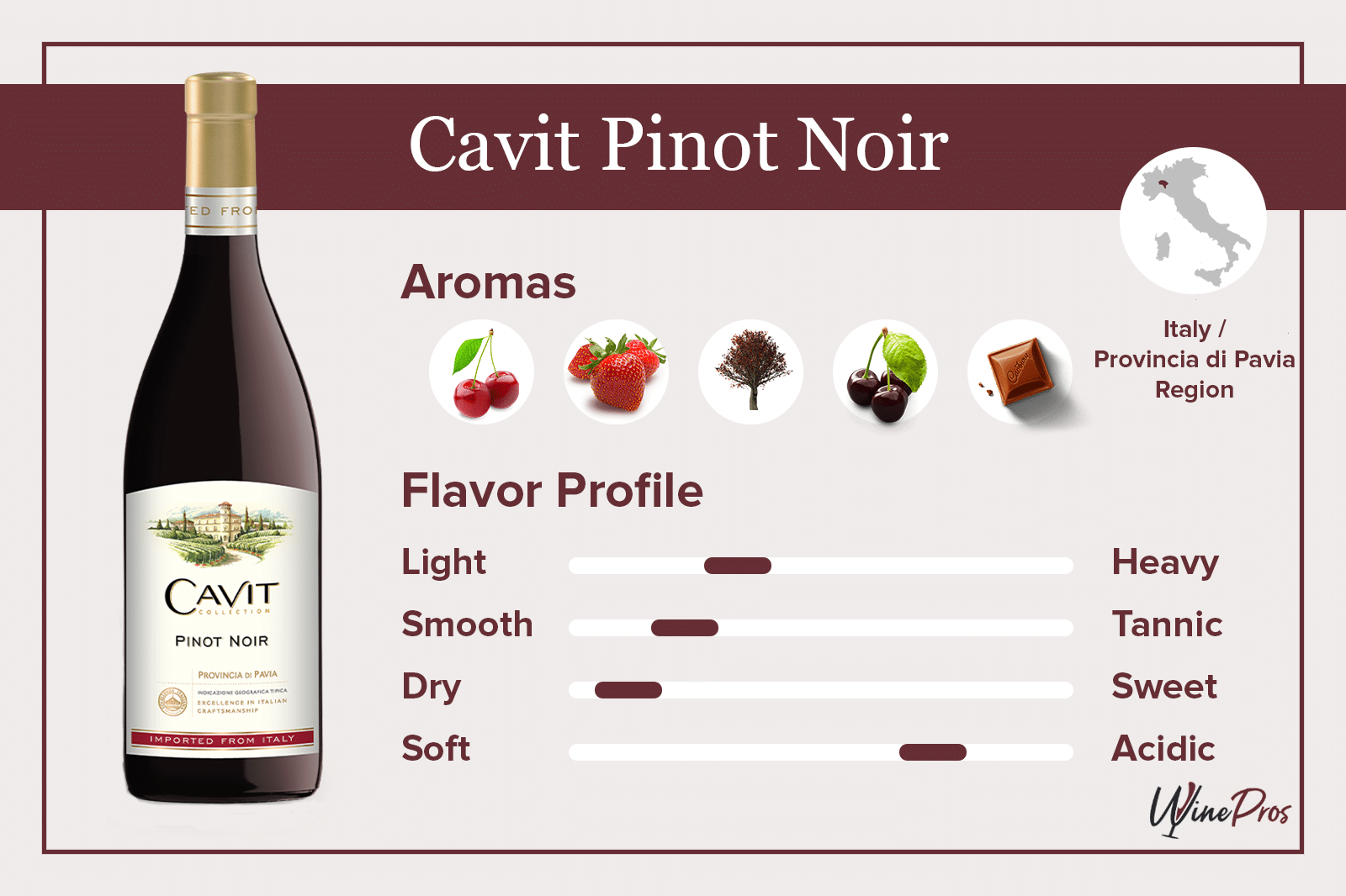 Cavit Pinot Noir Featured