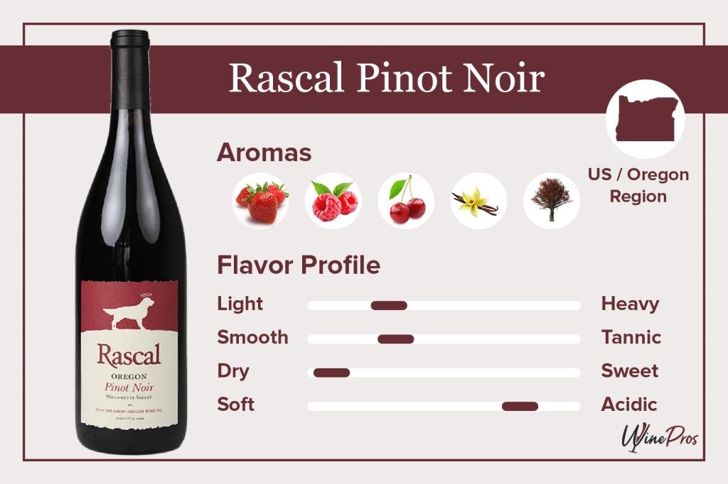 Rascal Pinot Noir Featured